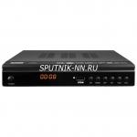 Telefunken TF-DVBT205 ресивер цифрового эфирного ТВ (DVB-T2)