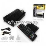 ЭФИР 501 ресивер цифрового эфирного ТВ (DVB-T2)