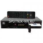 NTV-PLUS 1 HD VA ресивер спутникового телевидения НТВ-ПЛЮС с договором