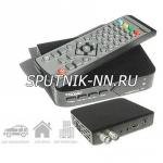Универсал 01 ЭФИР/СИГНАЛ HD Комби 220/12/24V дом/авторесивер цифрового эфирного ТВ (DVB-T2)