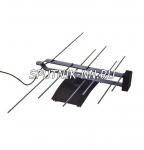 МЕРКУРИЙ-5В (2м) РЭМО самая эффективная антенна с усилителем