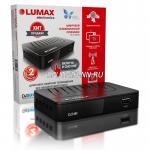 LUMAX DV1103HD ресивер цифрового эфирного ТВ (DVB-T2)