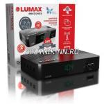 LUMAX DV1104HD ресивер цифрового эфирного ТВ (DVB-T2)