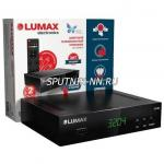 LUMAX DV3204HD ресивер цифрового эфирного ТВ (DVB-T2)