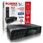LUMAX DV2120HD ресивер цифрового эфирного ТВ (DVB-T2)