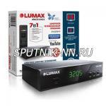 LUMAX DV3205HD ресивер цифрового эфирного ТВ (DVB-T2)