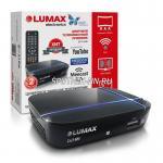 LUMAX DV1115HD ресивер цифрового эфирного ТВ (DVB-T2)